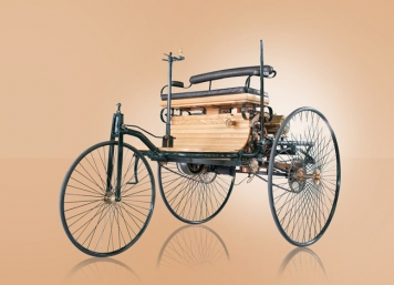 World's First Car, Built by Carl Benz