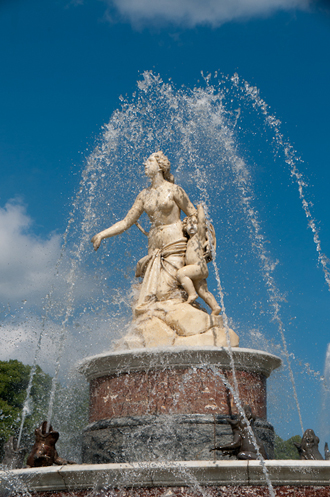 Chiemsee Fountain