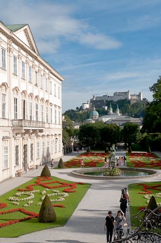 Mirabel Gardens Salzburg