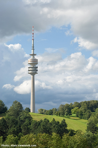 Olympia Tower Munich