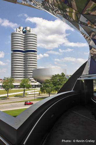 BMW Headquarters Building