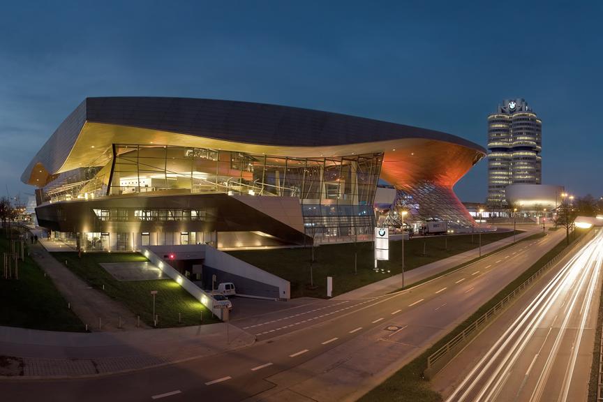 BMW Welt Night