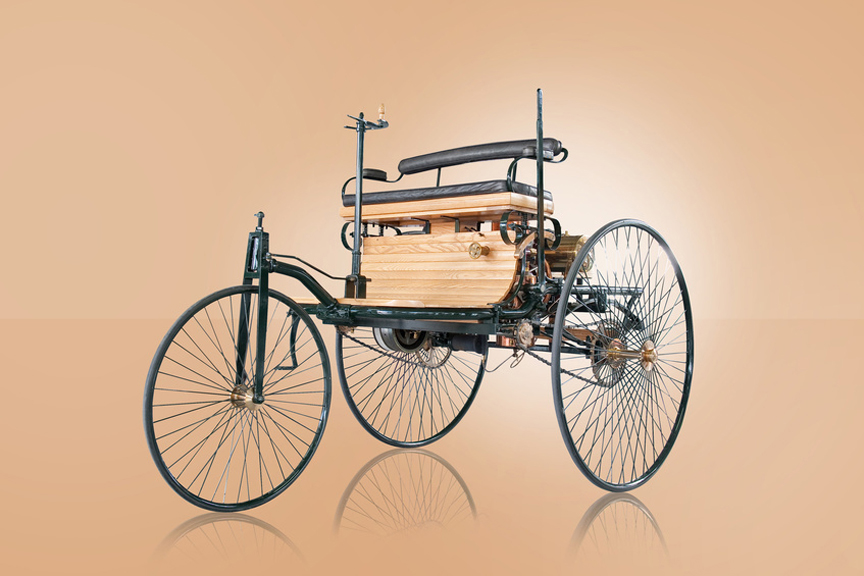 Carl Benz and the World's First Automobile.